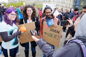 March for Science @ Berlin